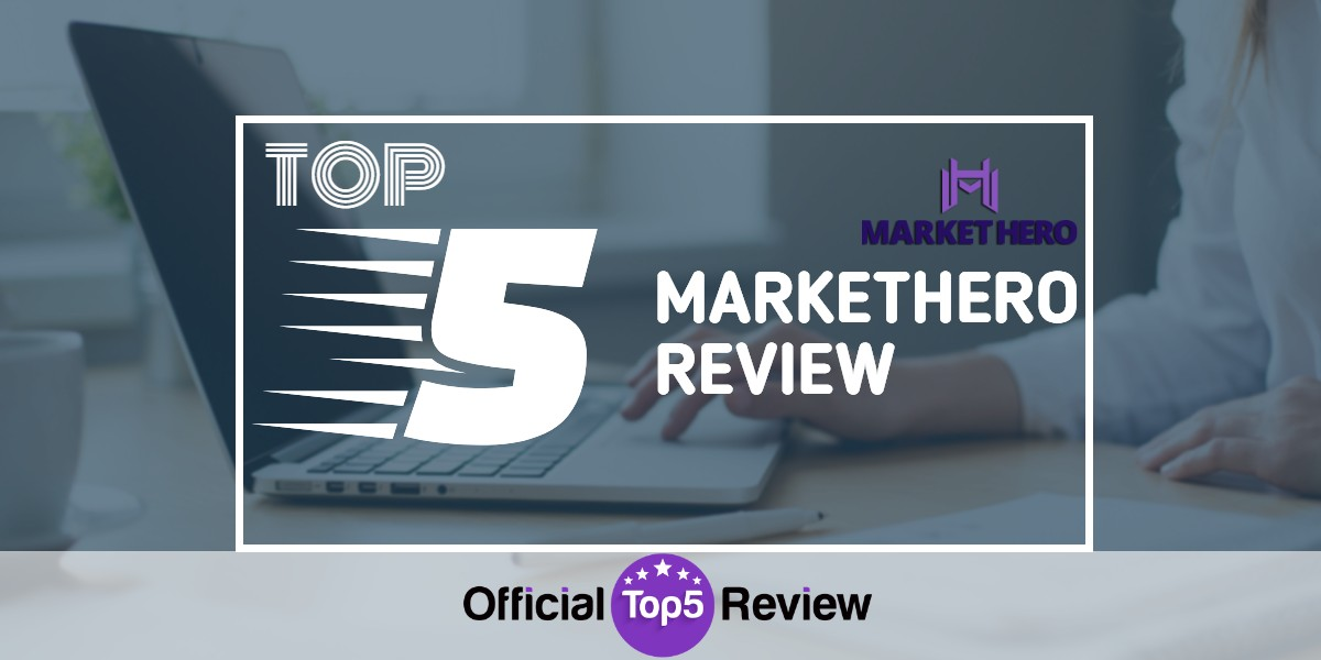 Markethero Review - Featured Image