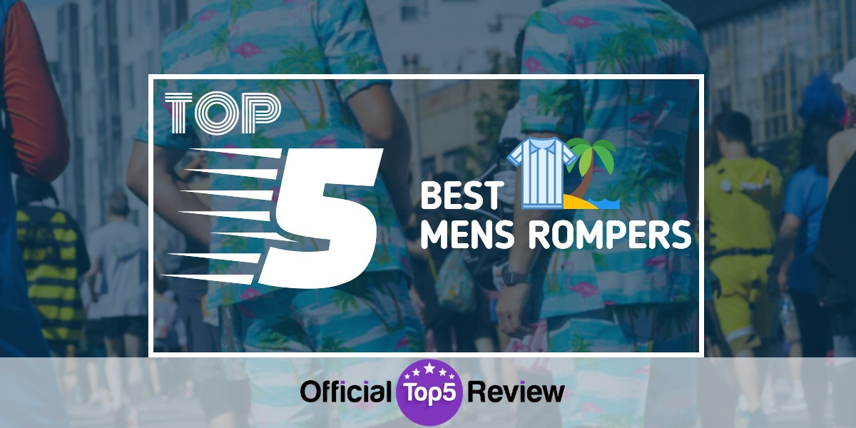 Mens Rompers - Featured Image