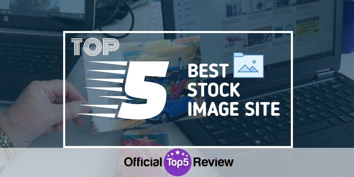Stock Image Sites - Featured Image