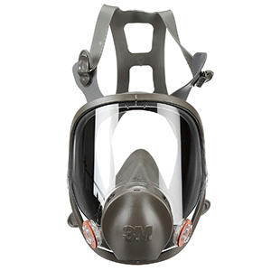 3M Full Facepiece Reusable Respirator