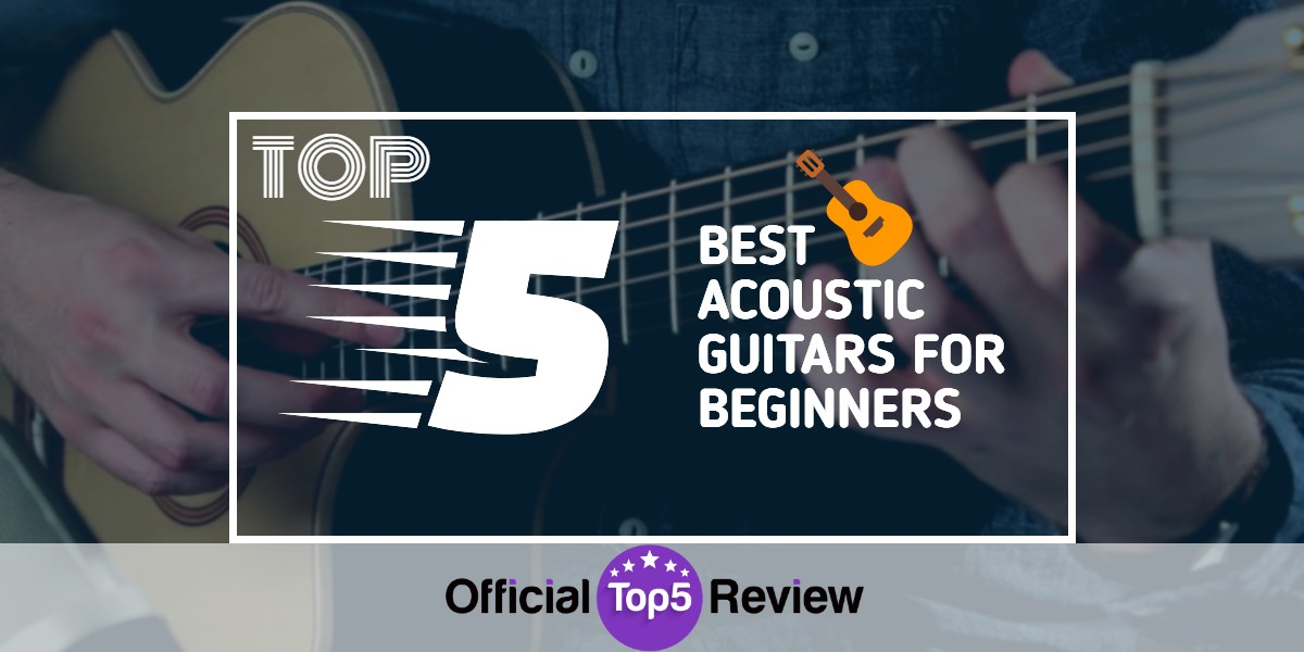 Acoustic Guitars For Beginners - Featured Image