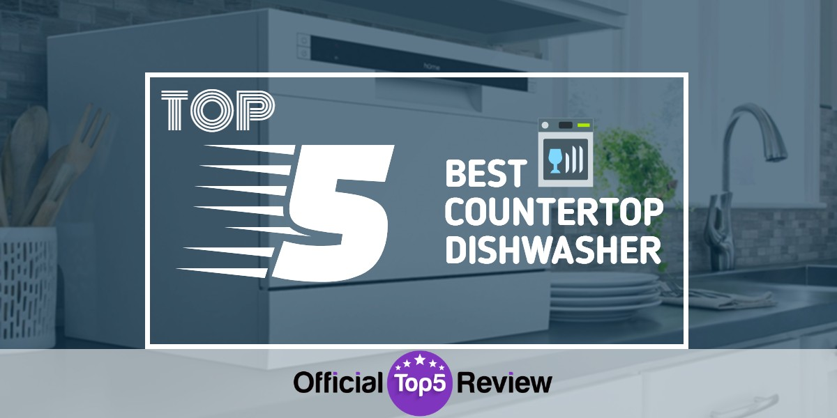 Best Countertop Dishwasher - Featured Image