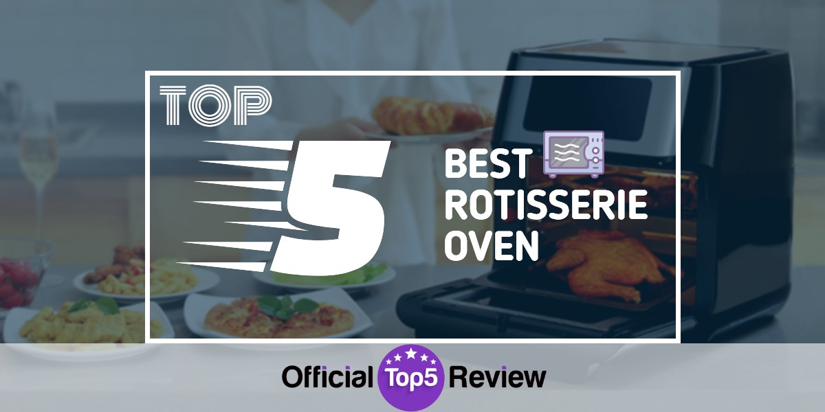Best Rotisserie Oven - Featured Image