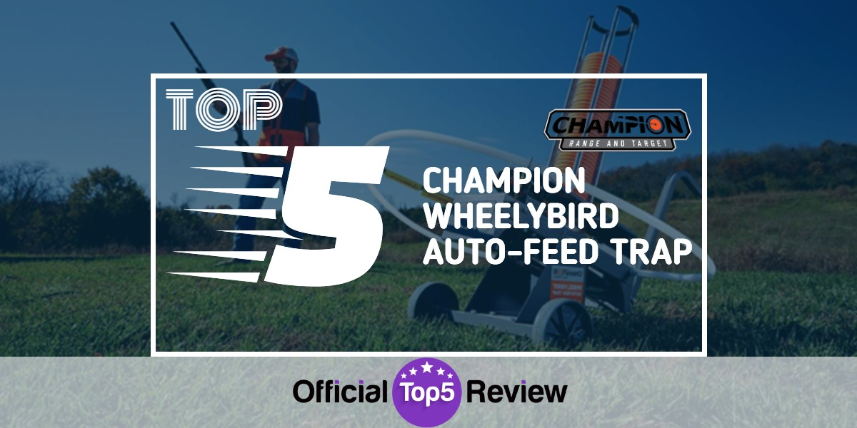 Champion WheelyBird Auto-Feed Trap - Featured Image