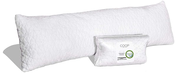 Coop Home Goods - Adjustable Body Pillow