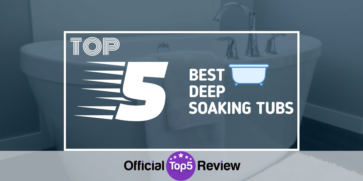 Deep Soaking Tubs - Featured Image