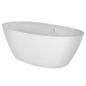 Empava Luxury Freestanding Deep Soaking Bathtub