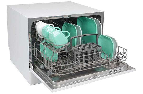 Ensue Counter-Top Dishwasher Portable Compact Dishwasher Machine