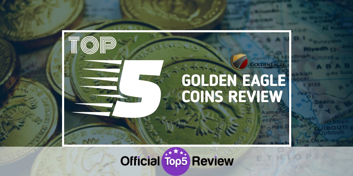 Golden Eagle Coins Review - Featured Image