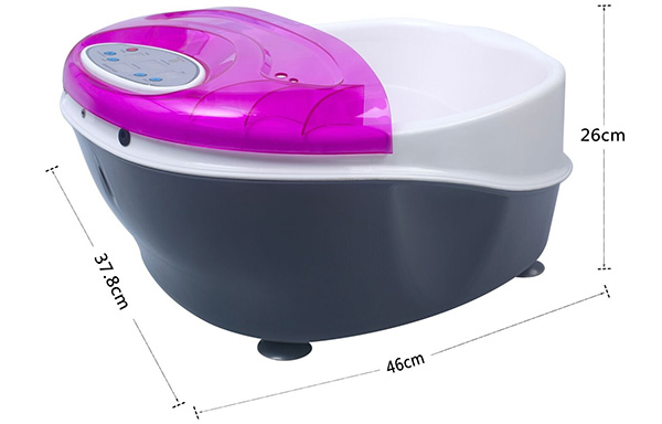 Ionic Detox Foot Bath SPA Machine by Healcity
