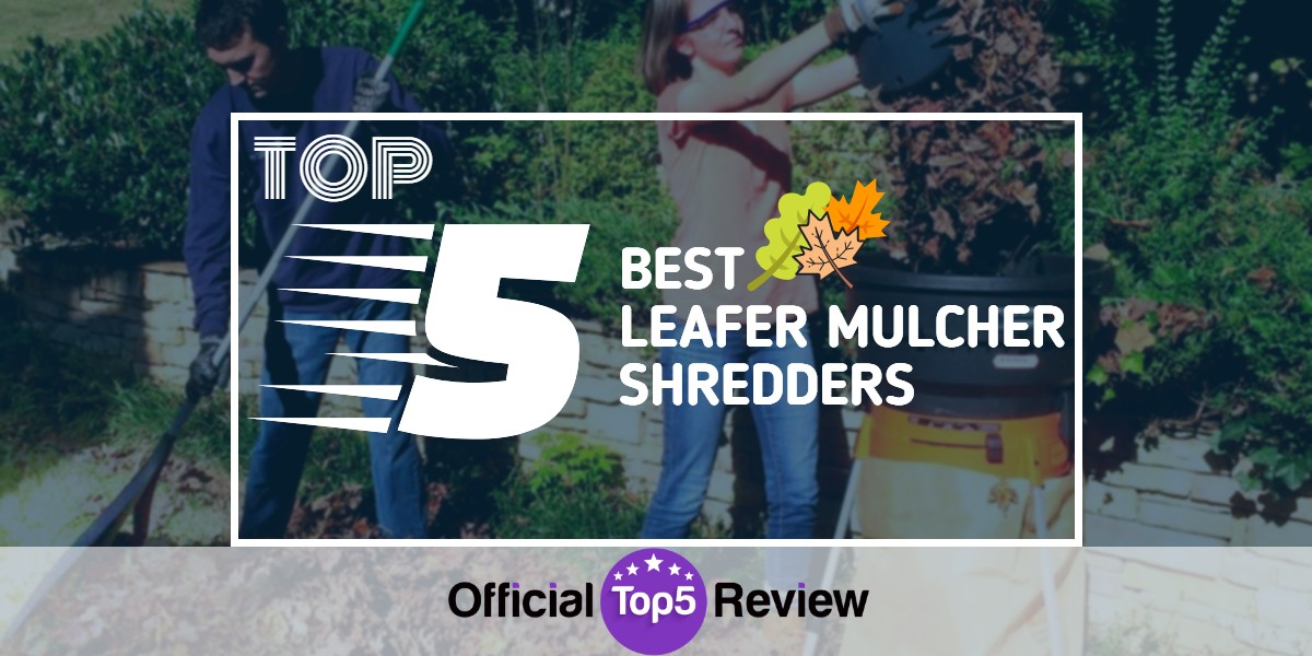 Leaf Mulcher Shredders - Featuerd Image