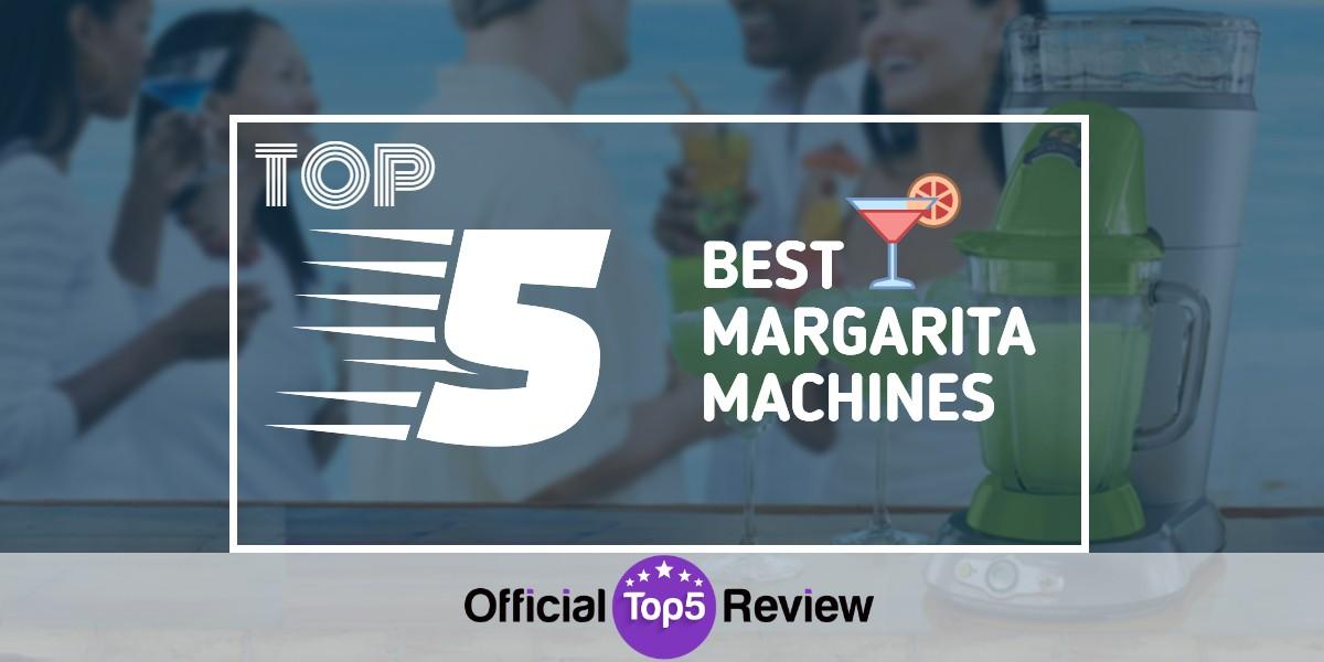 Margarita Machines - Featured Image