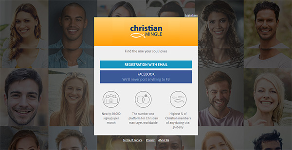 Christian dating website beste liste
