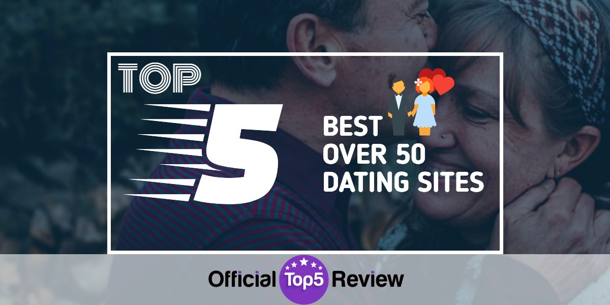 Over 50 Dating Sites - Featured Image