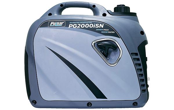 Pulsar Portable Gas-Powered Quiet Inverter Generator