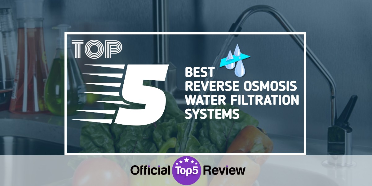 Reverse Osmosis Water Filtration Systems - Featured Image