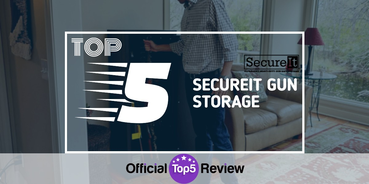 Secureit Gun Storage - Featured Image