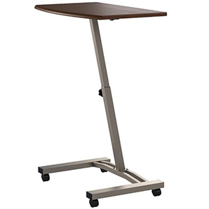 """Seville Classics Airlift 30"""" Compact Workstation"""