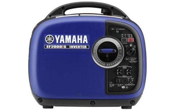Yamaha EF2000iSv2 Gas Powered Portable Inverter Generator
