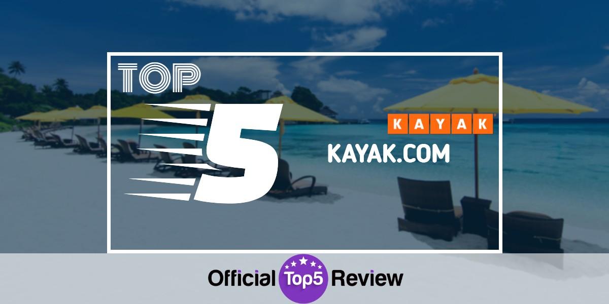 Kayak.com - Featured Image