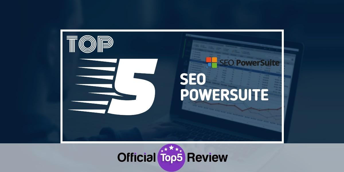 SEO PowerSuite - Featured Image