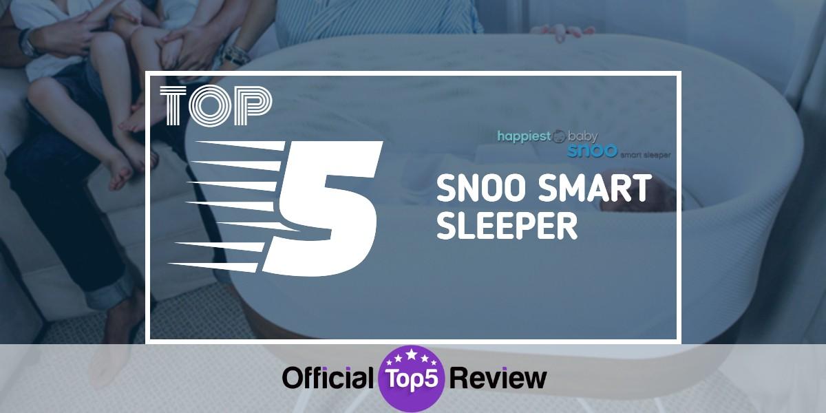 Snoo Smart Sleeper - Featured Image