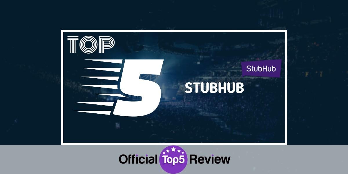 Stubhub - Featured Image