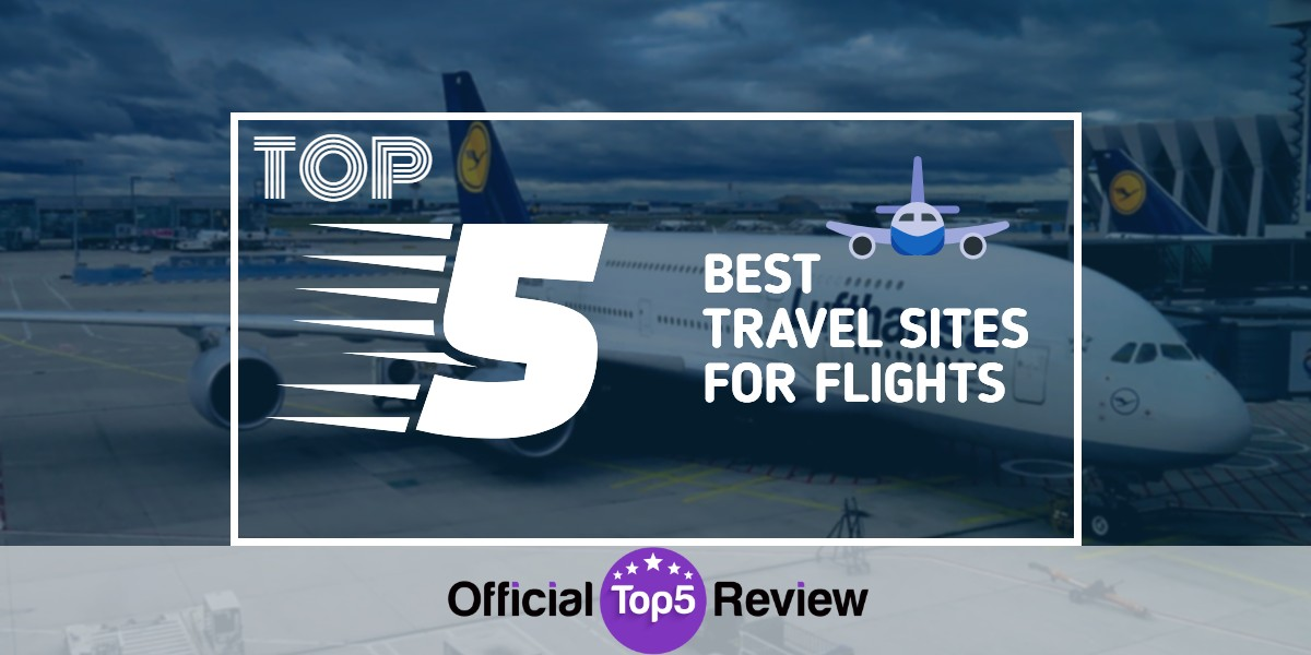 Travel Sites for Flights - Featured Image