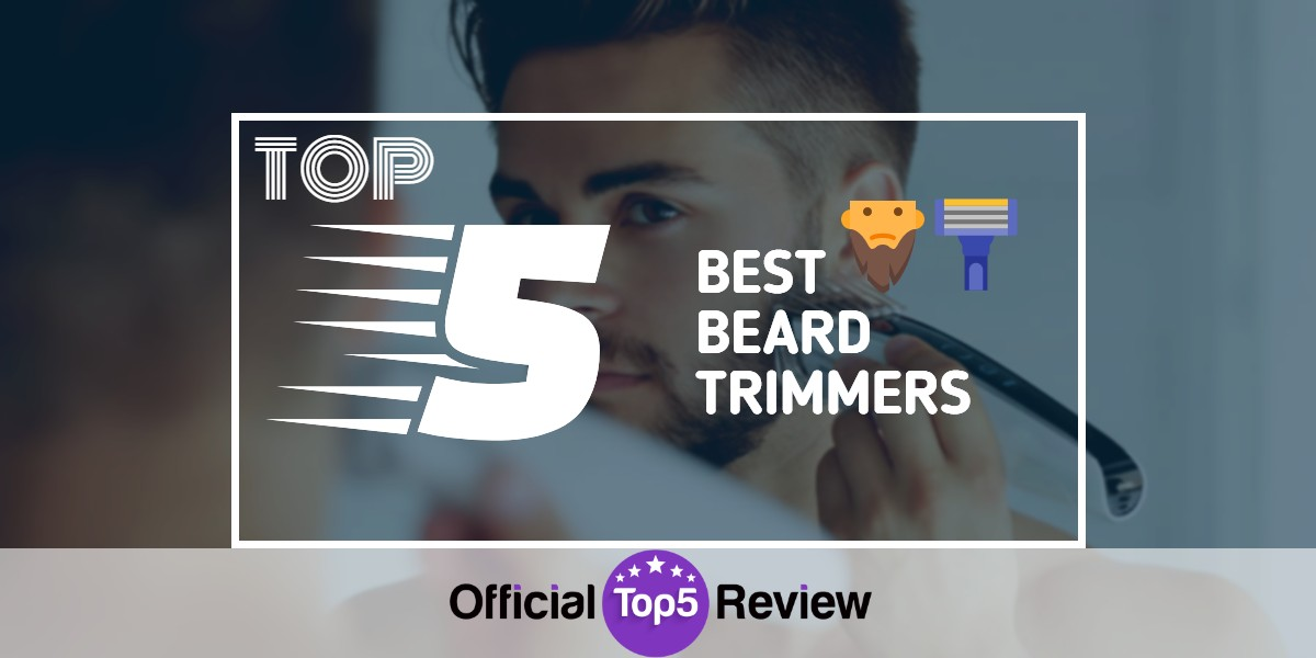 Beard Trimmers - Featured Image