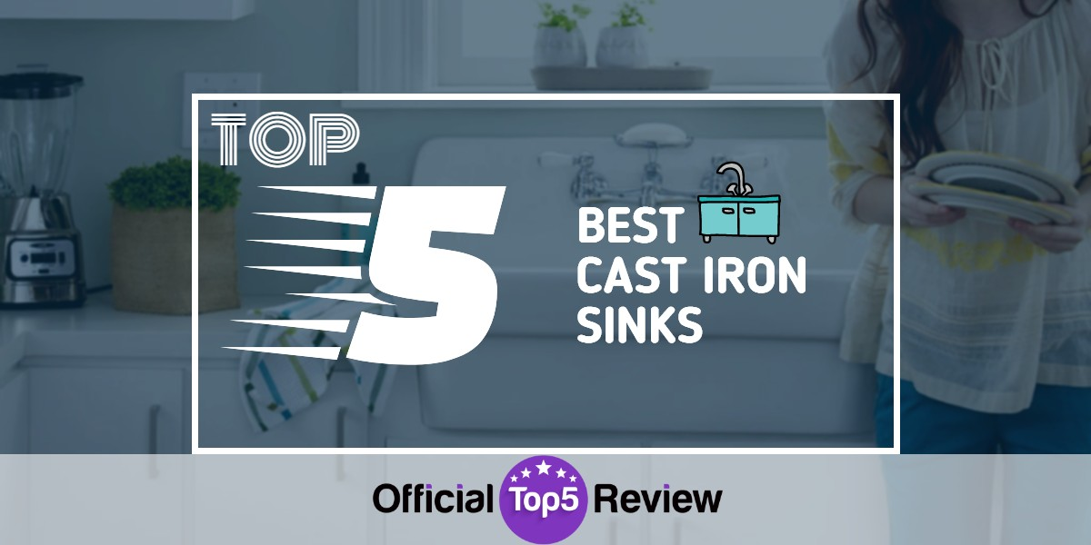 Cast Iron Sinks - Featured Image