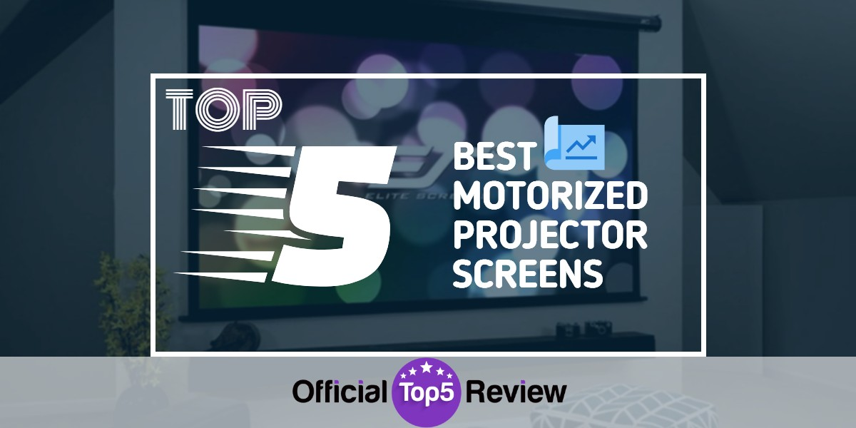 Motorized Projector Screens - Featured Image