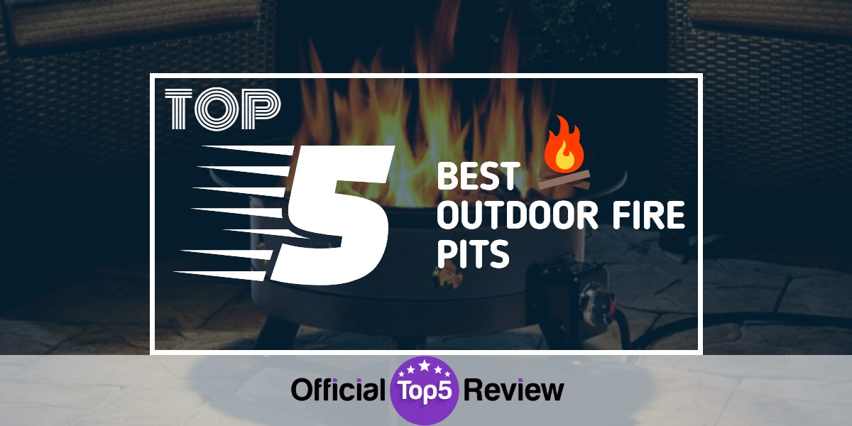 Outdoor Fire Pits - Featured Image