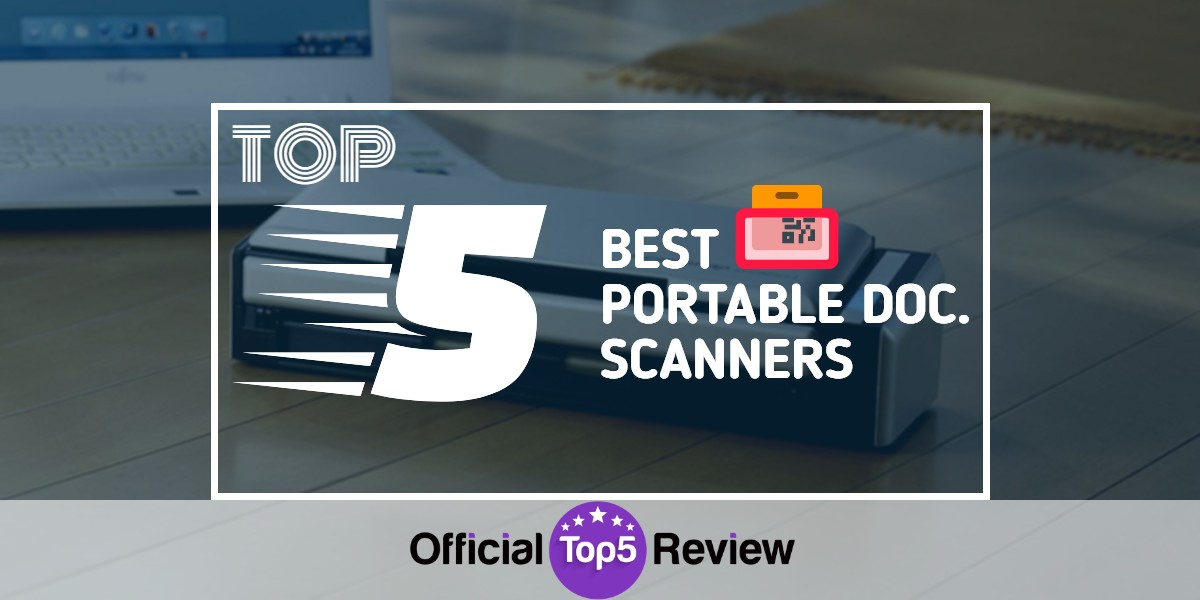 Portable Document Scanners - Featured Image