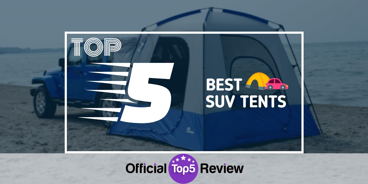 SUV Tents - Featured Image
