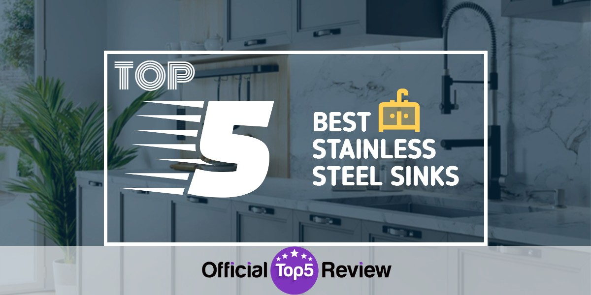 Stainless Steel Sinks - Featured Image