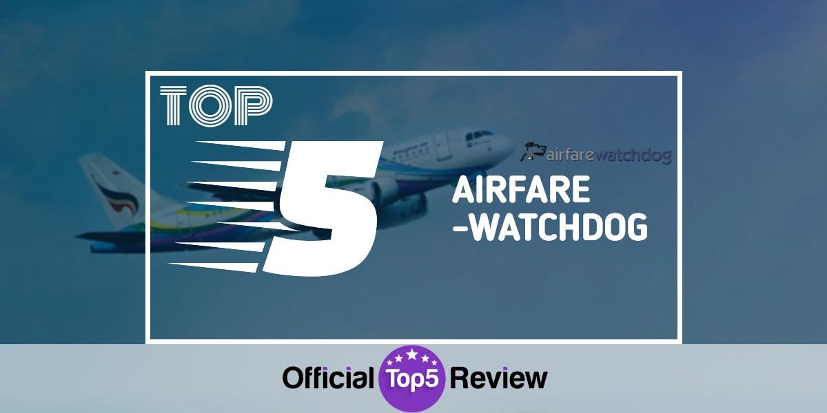 AirFareWatchdog - Featured Image