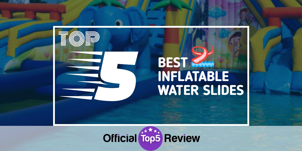 Inflatable Water Slides - Featured Image