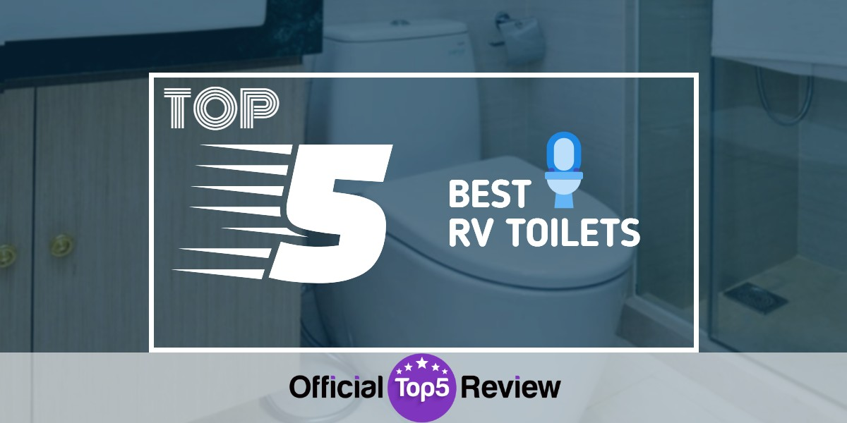 RV Toilets - Featured Image