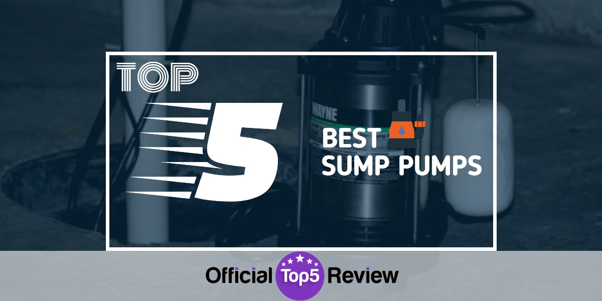 Sump Pumps - Featured Image