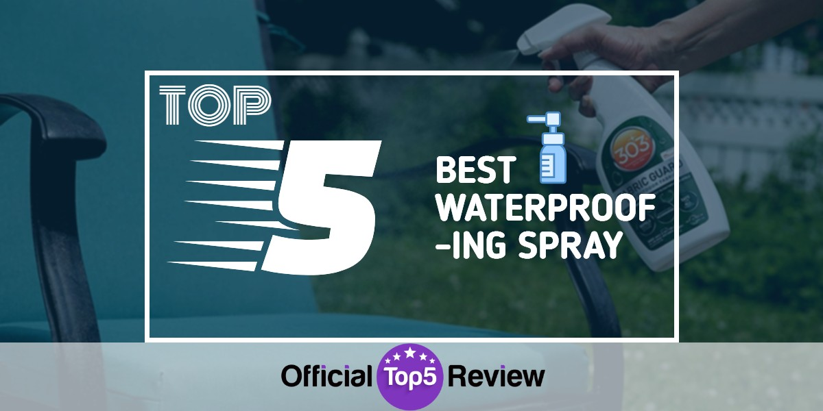 Waterproofing Spray - Featured Image