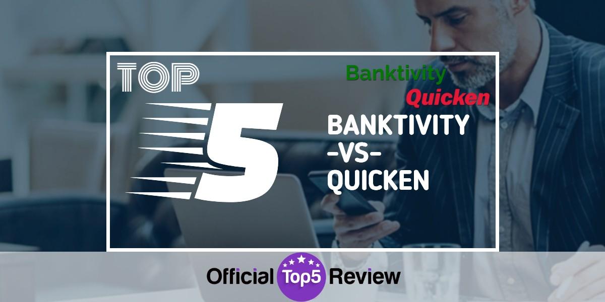 Banktivity vs Quicken - Featured Image
