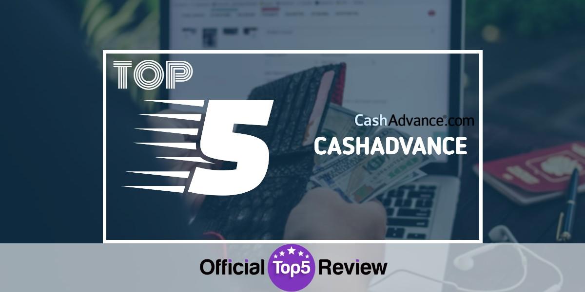 CashAdvance.com - Featured Image