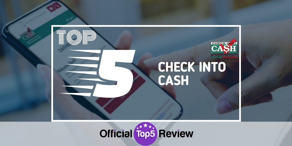 Check Into Cash - Featured Image