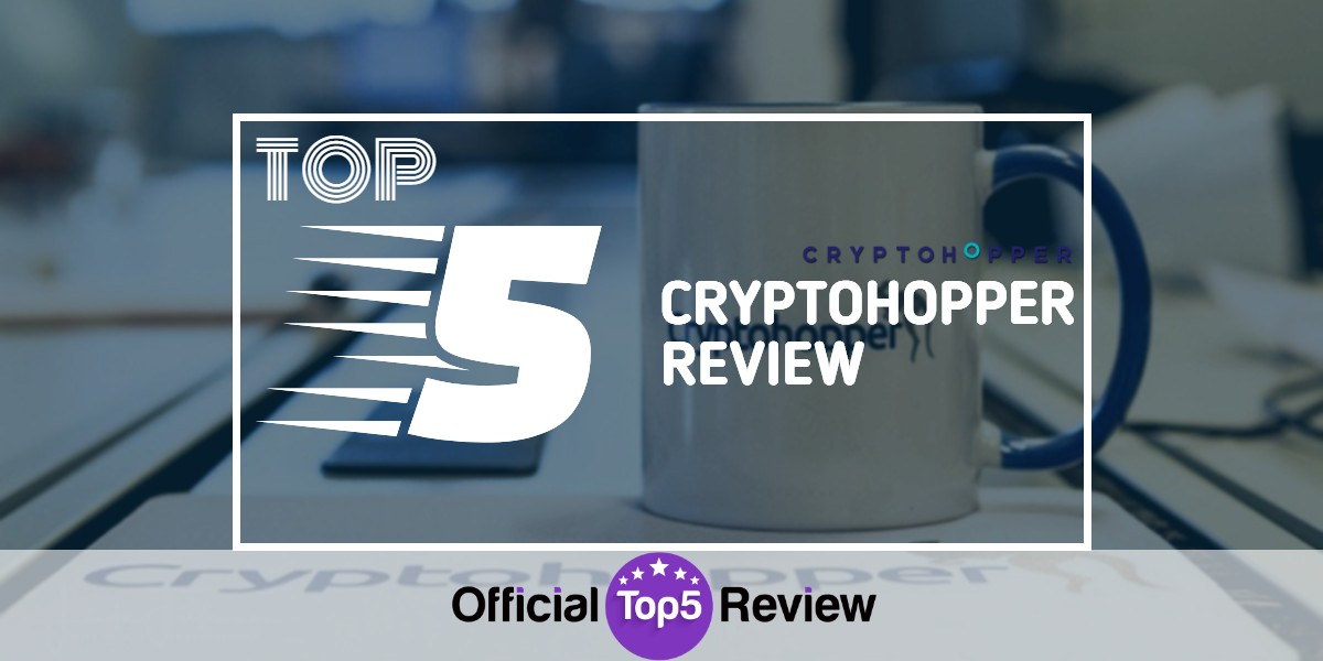 Cryptohopper Review - Featured Image