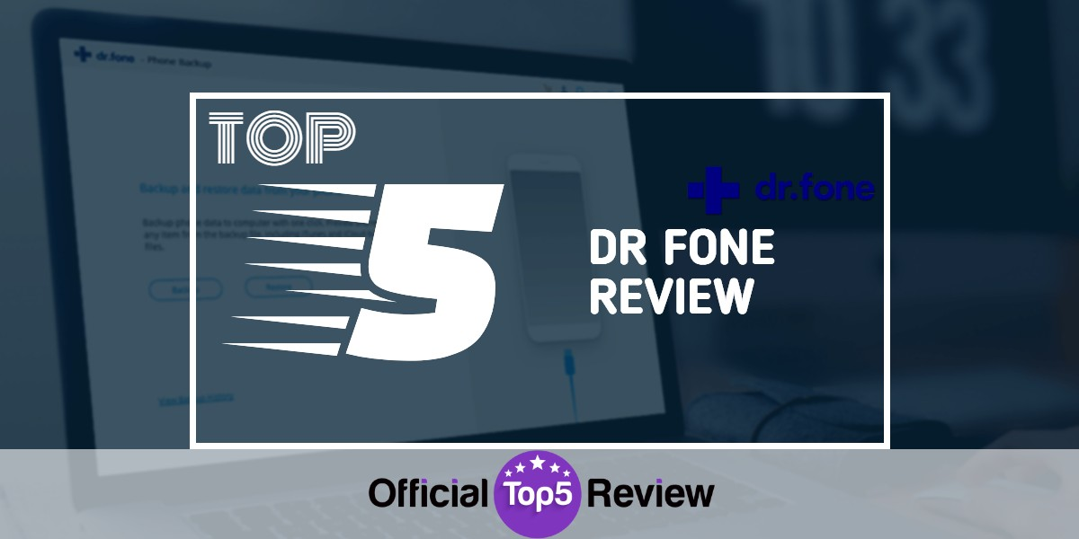 Dr Fone Review - Featured Image