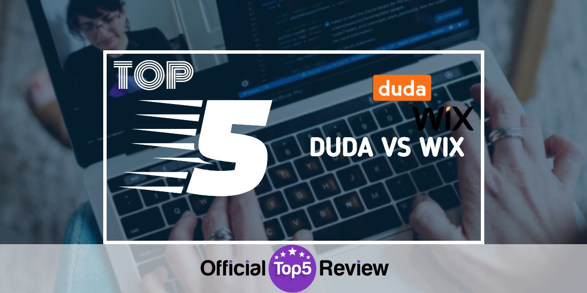 Duda vs Wix - Featured Image