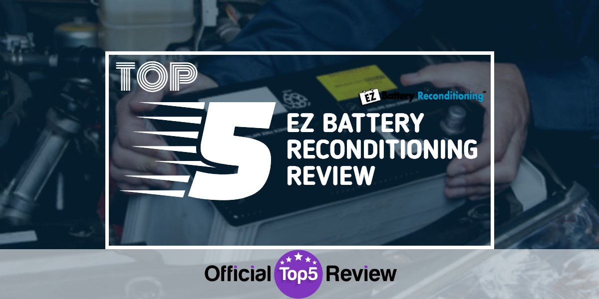 EZ Battery Reconditioning Review - Featured Image