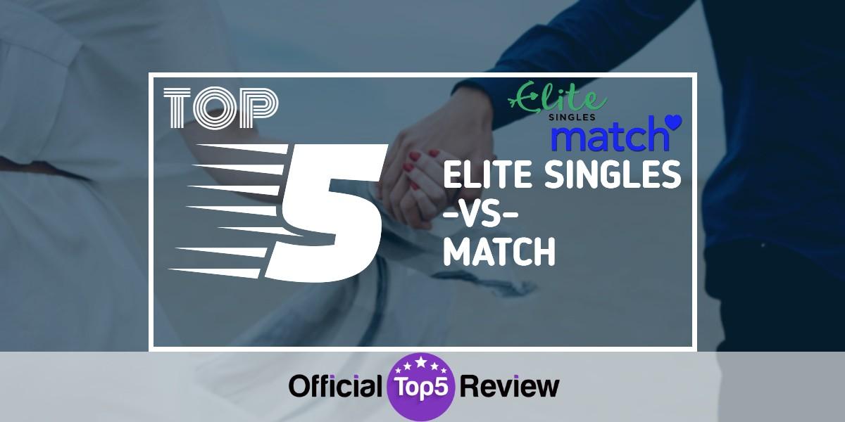 Elite Singles vs Match - Featured Image