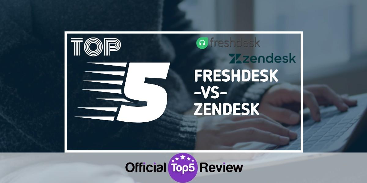 Freshdesk vs Zendesk - Featured Image