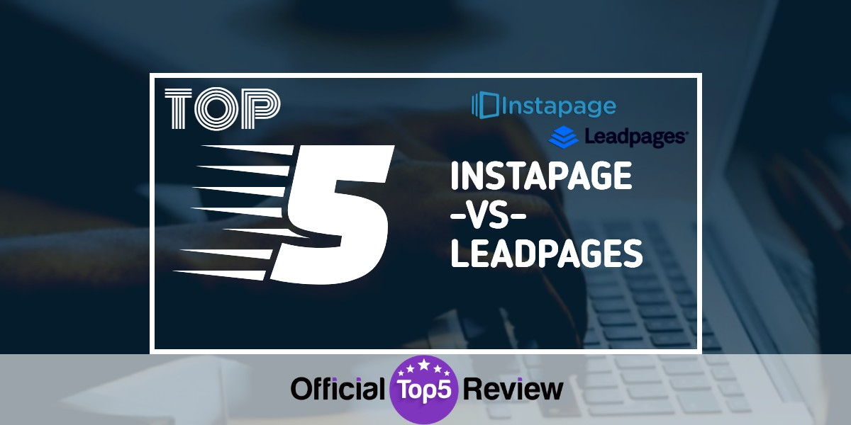 Instapage vs Leadpages - Featured Image